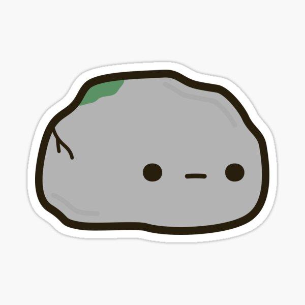 Cute rock Sticker