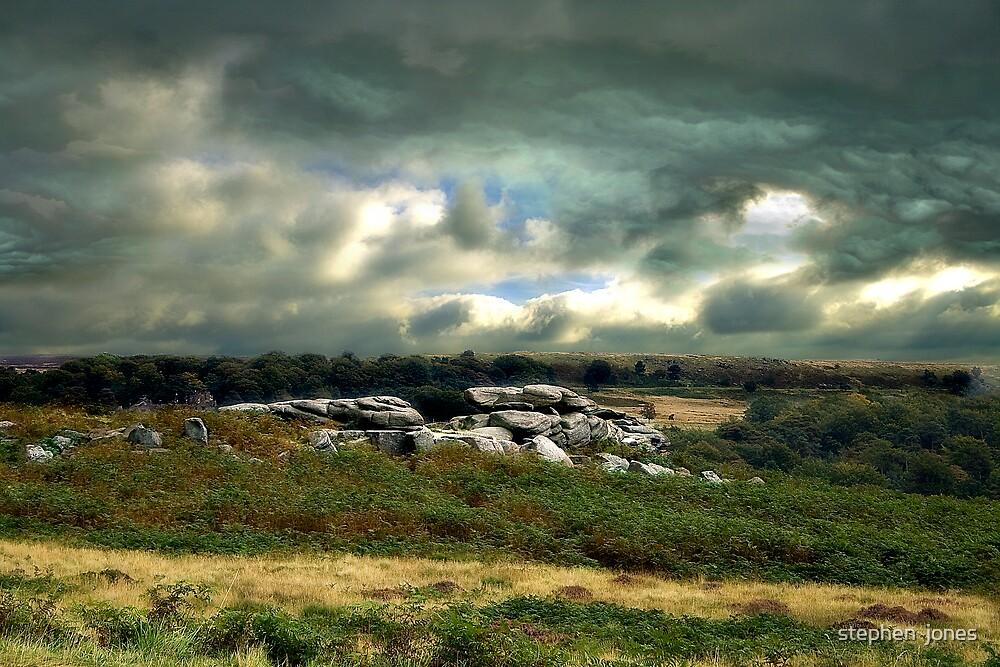 landscapesky by stephen  jones