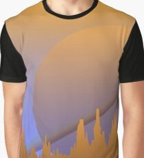 Destinations for the Discerning Intergalactic Traveller Graphic T-Shirt
