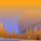 Destinations for the Discerning Intergalactic Traveller by Aakheperure