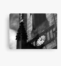 White Lie Metal Print