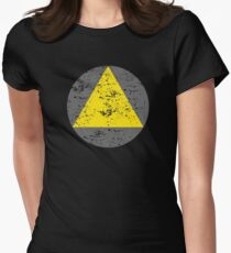 Legion Triangle Womens Fitted T-Shirt