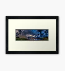Harcourt Reservoir Framed Print
