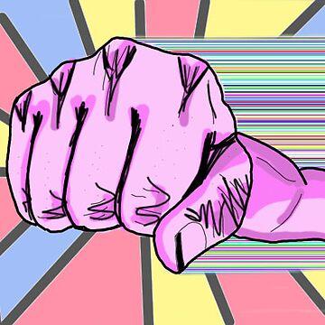 fist 3 by GeorgieKeddy