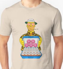 Homer Simpson Fear and Loathing T-Shirt