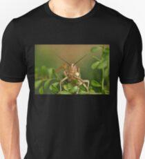 Grasshopper Tree Topper... Unisex T-Shirt