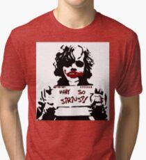 Why so Sirius? Tri-blend T-Shirt