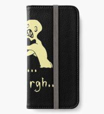vampire iPhone Wallet/Case/Skin