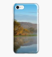 Mirror on Tranquil Lake iPhone Case/Skin