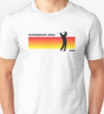 Waterbury Open | Happy Gilmore | Retro Style T-Shirt