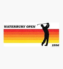 Waterbury Open | Happy Gilmore | Retro Style Photographic Print