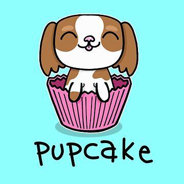 Pupcake by DocHackenbush