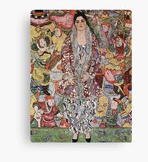 Gustav Klimt - Fredericke Maria Beer Canvas Print