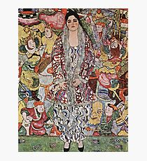 Gustav Klimt - Fredericke Maria Beer Photographic Print