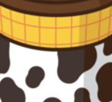Sheriff Woody's Coffee-to-GO! Sticker