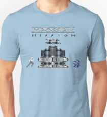 Gaming [C64] - Impossible Mission II (2) Unisex T-Shirt