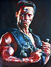 Commando by Michael Haslam