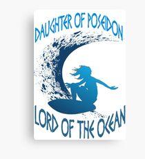 Daughter of Poseidon Canvas Print