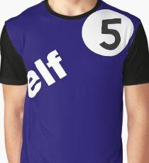 Jackie Stewart elf 5 Graphic T-Shirt