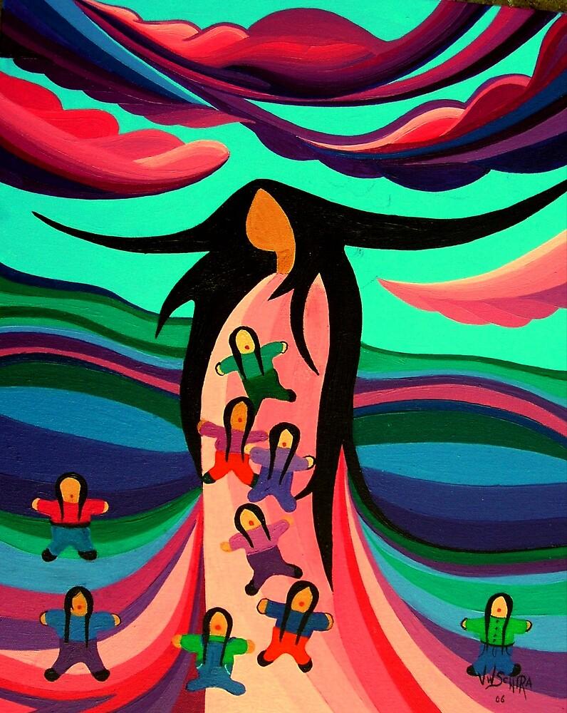The Story Teller 2 by Jamie Winter-Schira