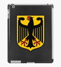 Germany Coat of Arms iPad Case/Skin