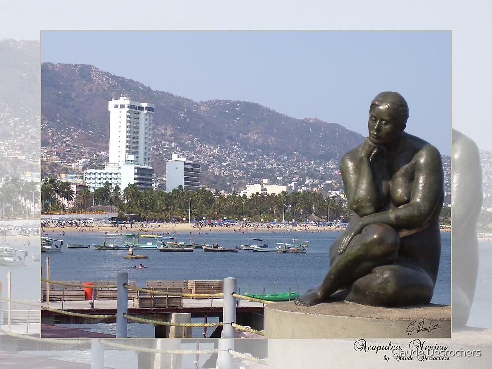 Acapulco,Mexico by Claude Desrochers