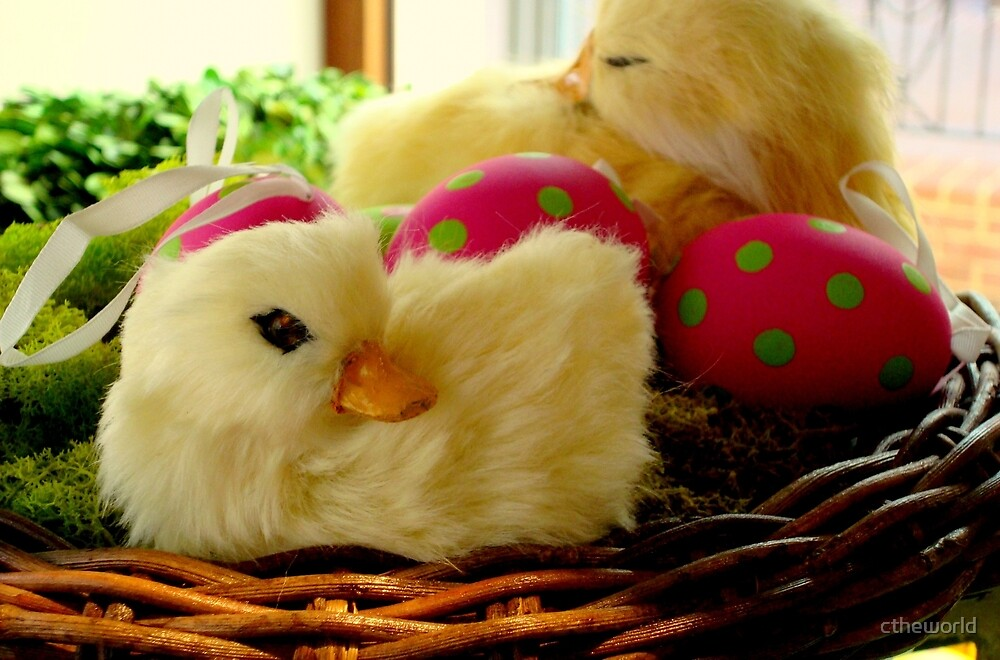 Easter Basket  ^ by ctheworld