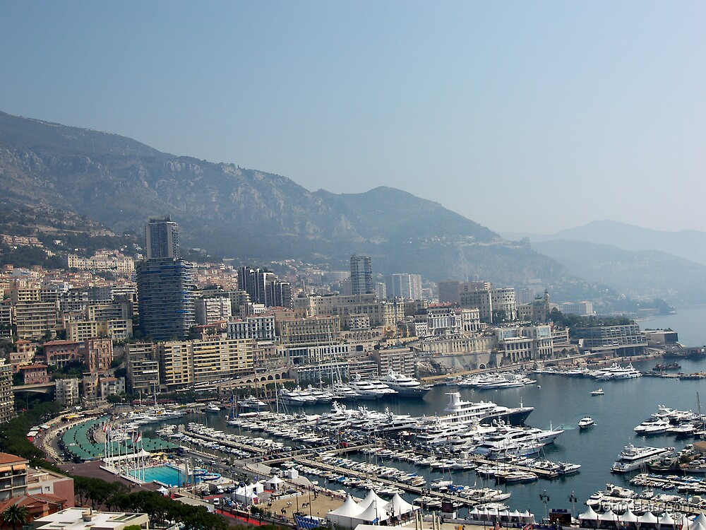 Monaco by John Harrison
