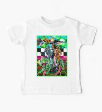 Robots Ride A Tiger Kids Clothes
