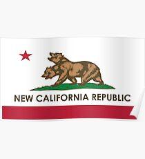 [HQ] NEW CALIFORNIA REPUBLIC Poster