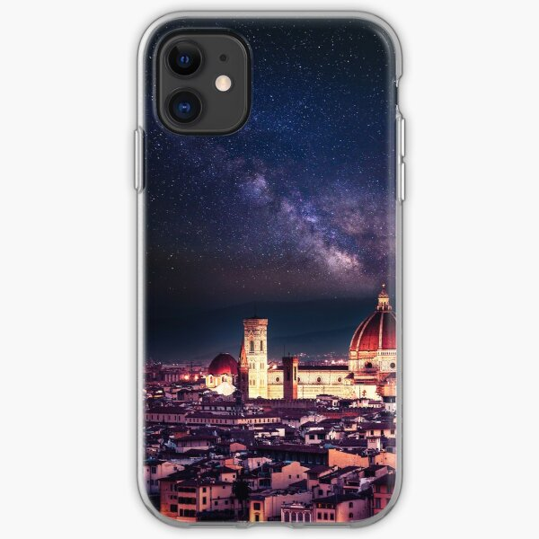 firenze skyline iPhone Soft Case