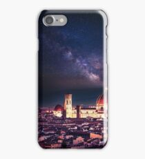 firenze skyline iPhone Case/Skin