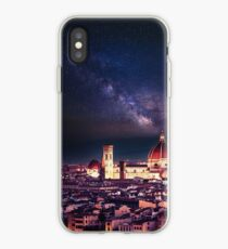 firenze skyline iPhone Case