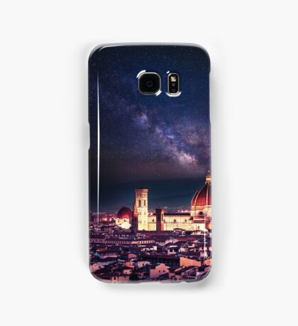 firenze skyline Samsung Galaxy Case/Skin
