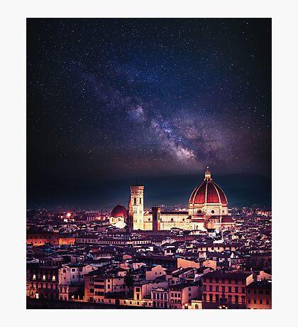 firenze skyline Photographic Print