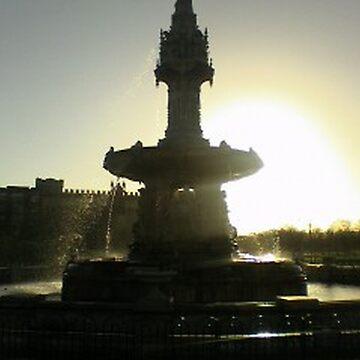 Sunny Glasgow by JPPreston