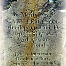 Mary Ferguson by nastruck