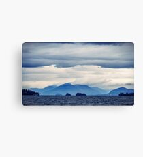 """Lake George - """"The Queen of American Lakes"""" Canvas Print"""