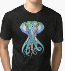 Octophant Tri-blend T-Shirt