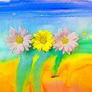 Flowers are smiling  by nino Gabashvili