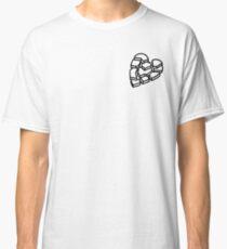 Amity Affliction Broken Heart  Classic T-Shirt