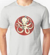 Lady Octopus Unisex T-Shirt