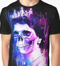 Queen of Skulls Graphic T-Shirt