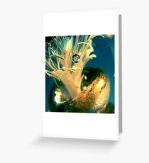 Rhythmatic Structure II Greeting Card