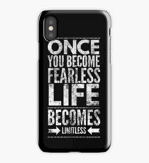 Limitless (Sports) iPhone Case/Skin