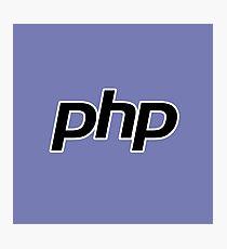 PHP Photographic Print