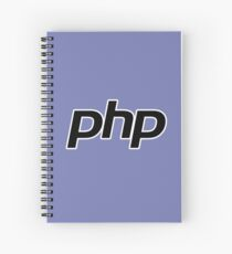 PHP Spiral Notebook