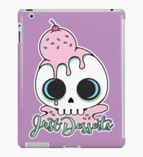 Just Desserts iPad Case/Skin