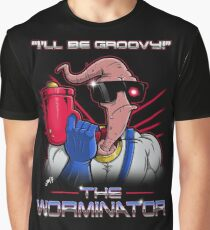 The Worminator Graphic T-Shirt