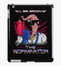 The Worminator iPad Case/Skin